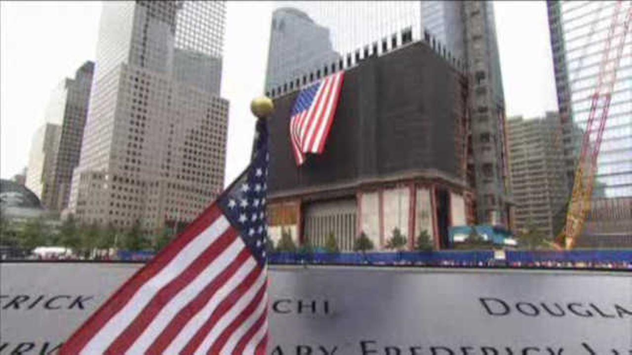 Texas tourist arrested after bringing loaded guns to 9/11 memorial