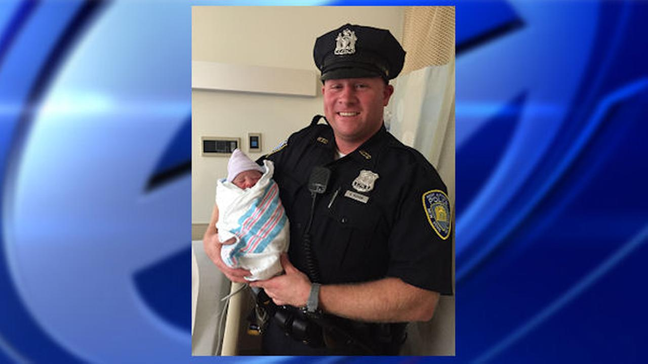 Healthy baby girl delivered at World Trade Center PATH station