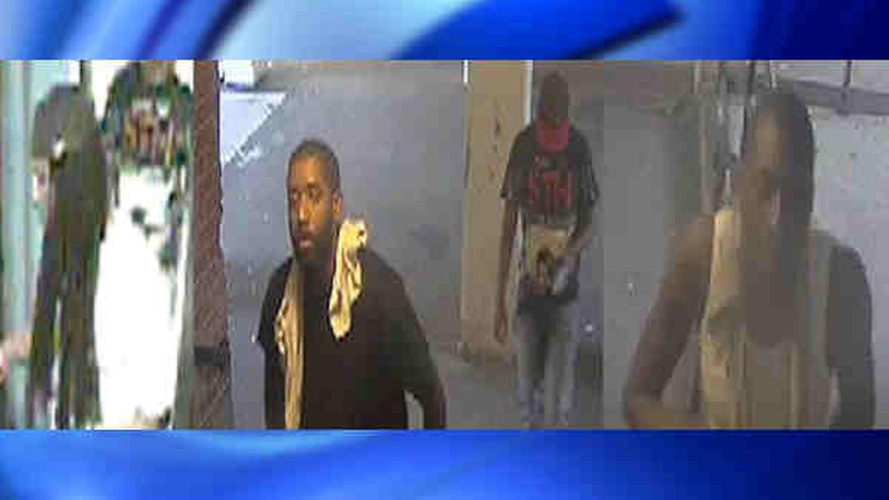 4 wanted in South Bronx robbery, home invasion and sexual abuse