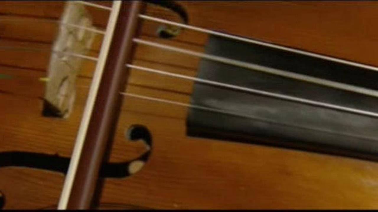 Stolen Stradivarius violin is recovered after 35 years