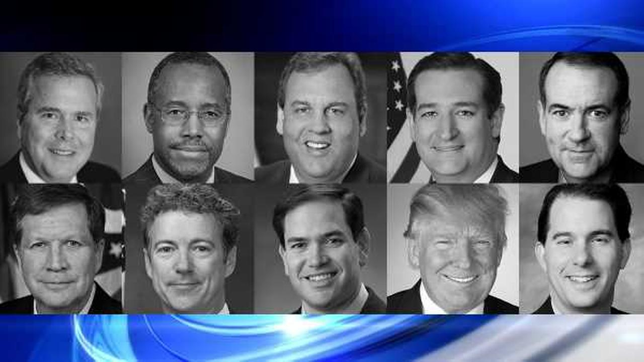 Here are the places you can watch the first Republican presidential debate in NYC
