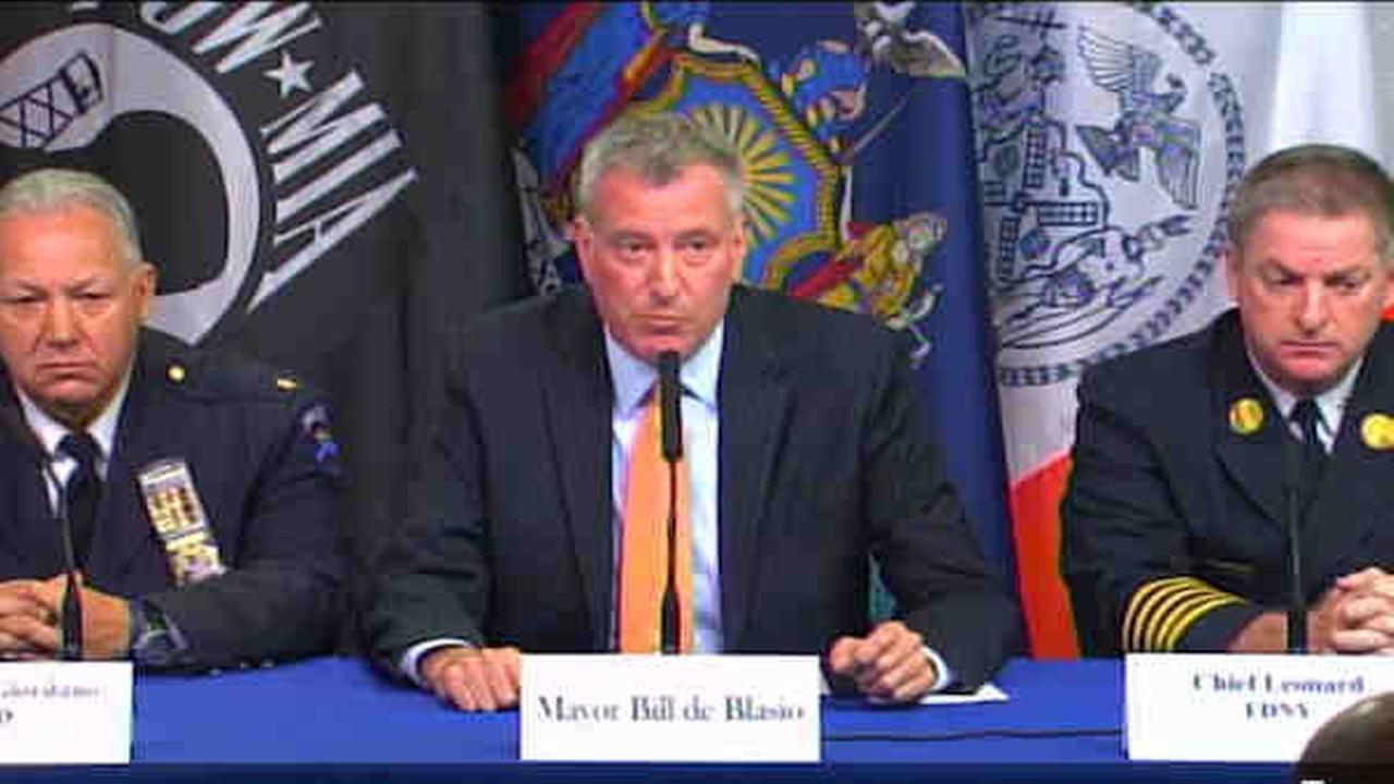 Mayor de Blasio to hold first town hall on NYC rent issues