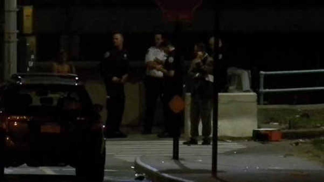 Shooting at Riverside Park in Manhattan leaves 2 19-year olds wounded