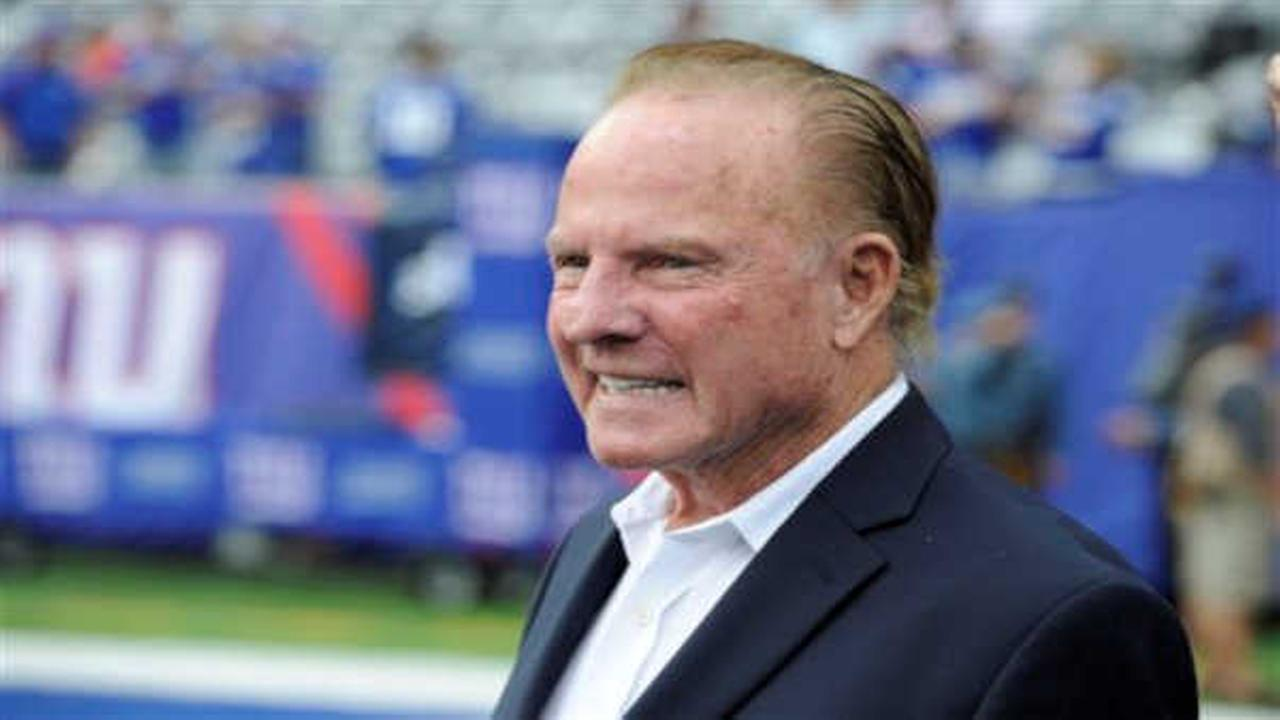Athletes, celebrities react to passing of Frank Gifford