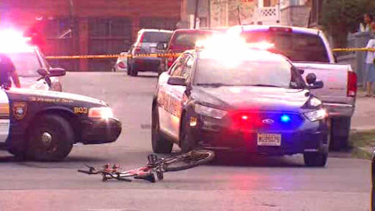 Police searching for hit and run driver after teenage bicyclist struck and killed in Paterson