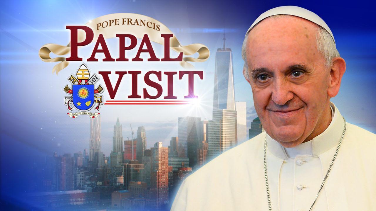 pope francis visit new york city