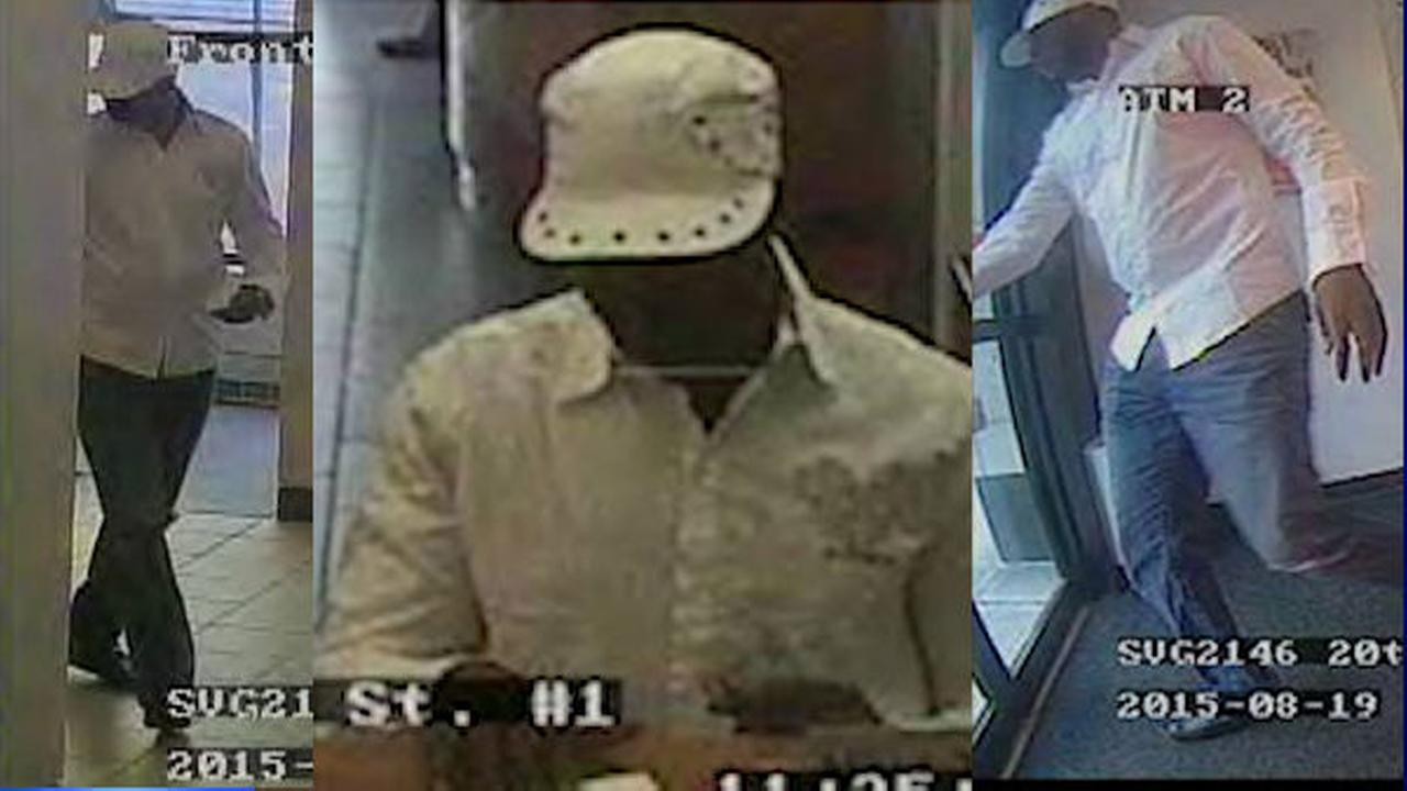 Manhattan bank robbery suspect got away in taxicab