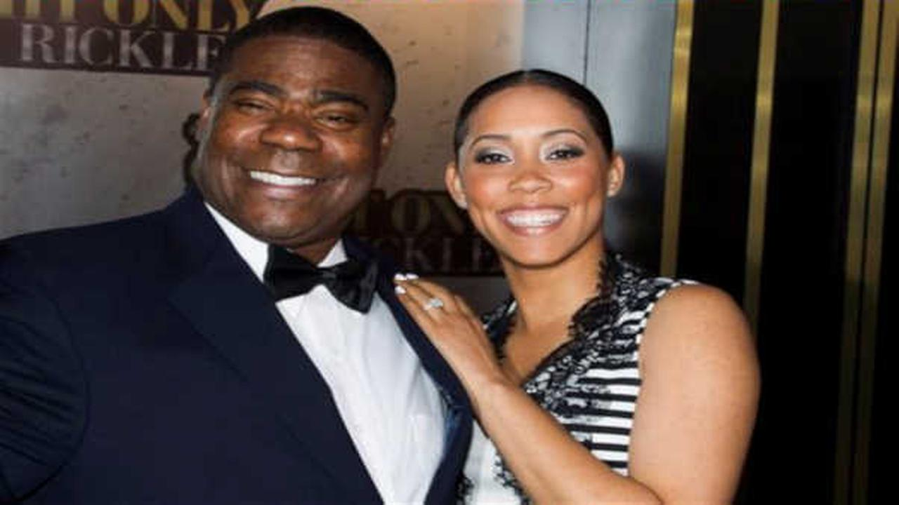 Comedian Tracy Morgan marries long-time fiancee Megan Wollover