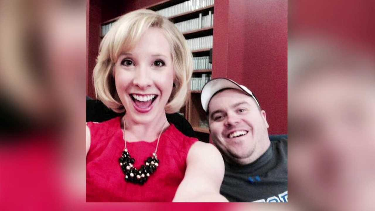 Video: TV reporter, cameraman killed in VA, were team working on careers