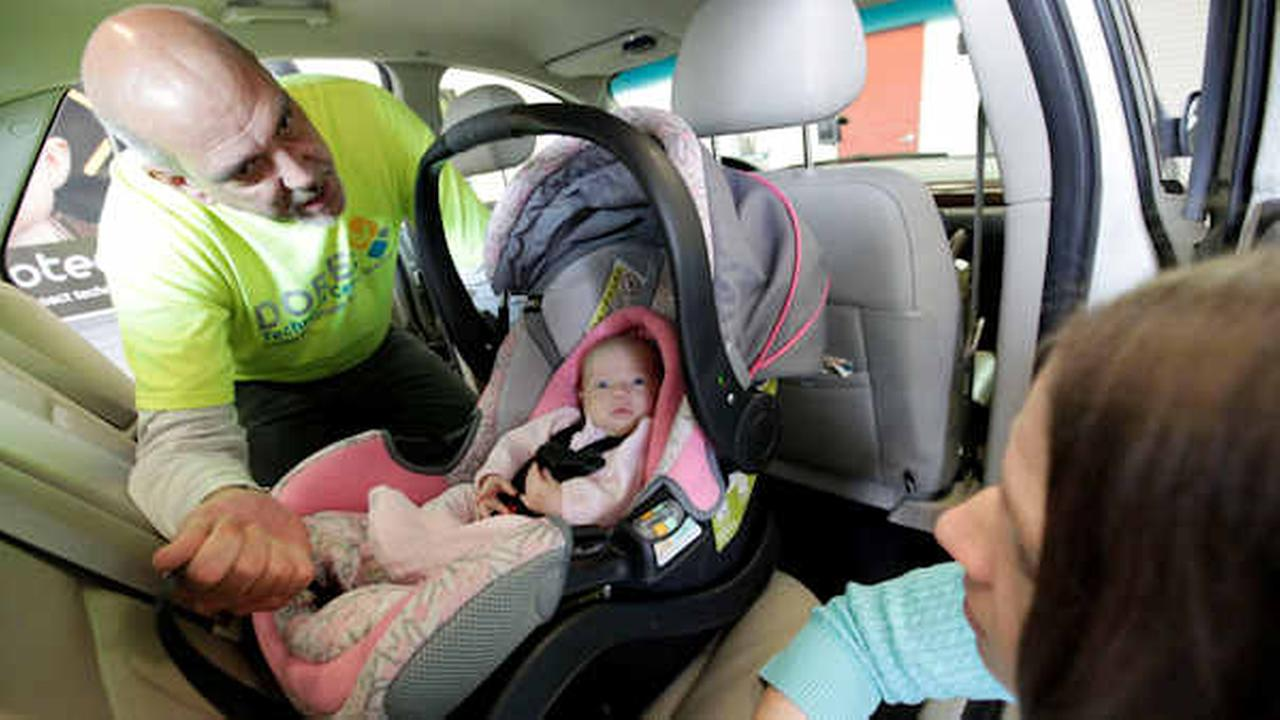 New car seat regulations take effect in New Jersey on Sept. 1