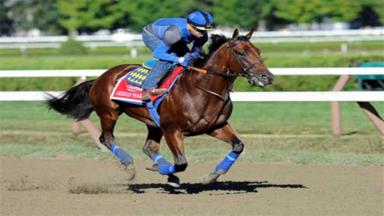Triple Crown winner American Pharoah loses in Travers to Keen Ice