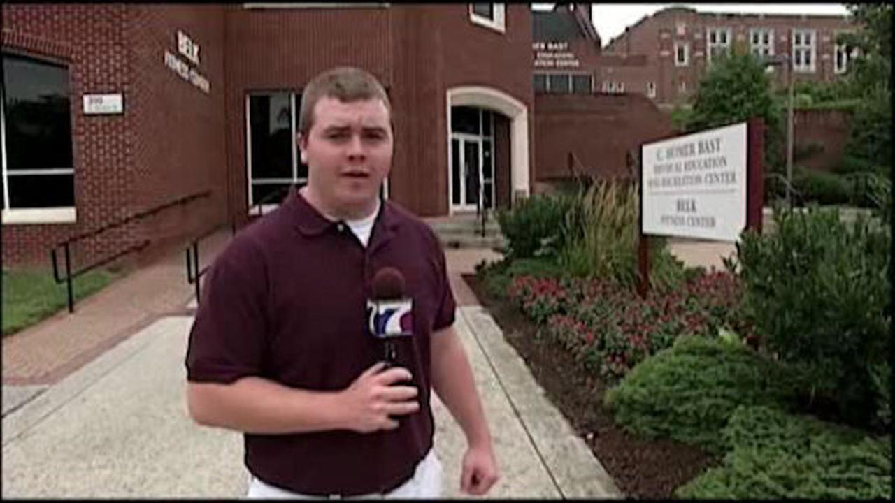 Hometown mourners celebrate life of slain TV cameraman, Adam Ward