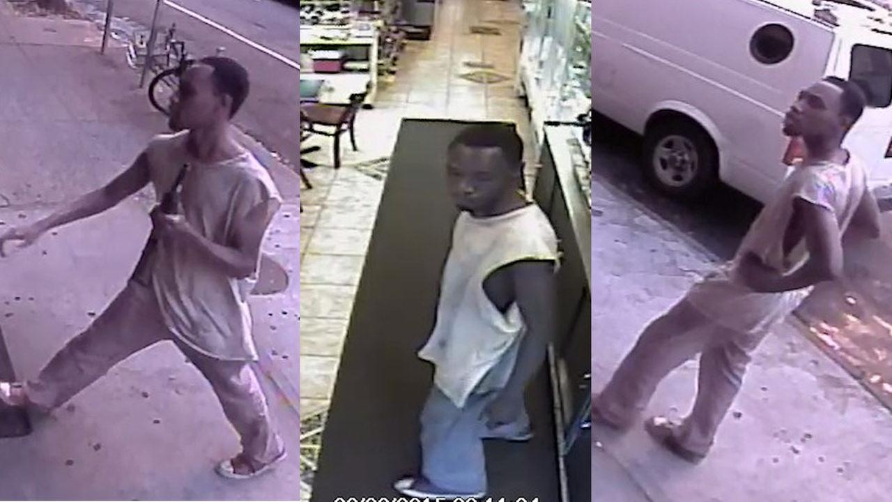 Suspect wanted for robbing Upper East Side deli with shotgun