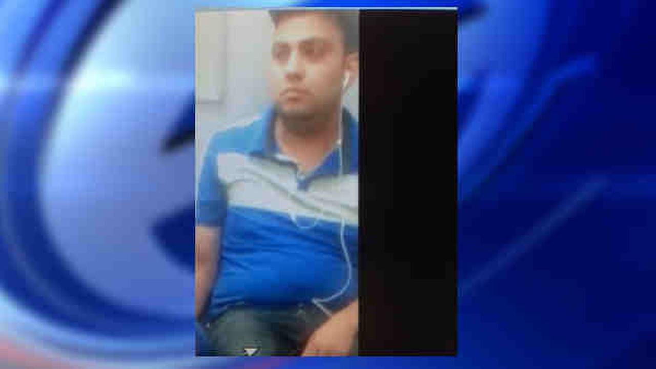 Suspect sought for touching woman's buttocks aboard New York subway