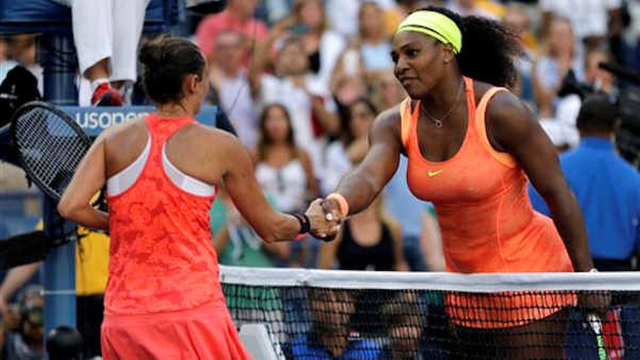 Serena Williams loses in semis of US Open, ending bid for first tennis Grand Slam since 1988