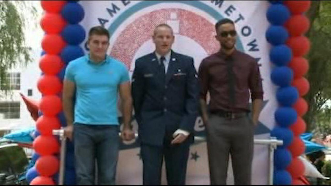 French train heroes: Foiling attack gives new view on September 11th