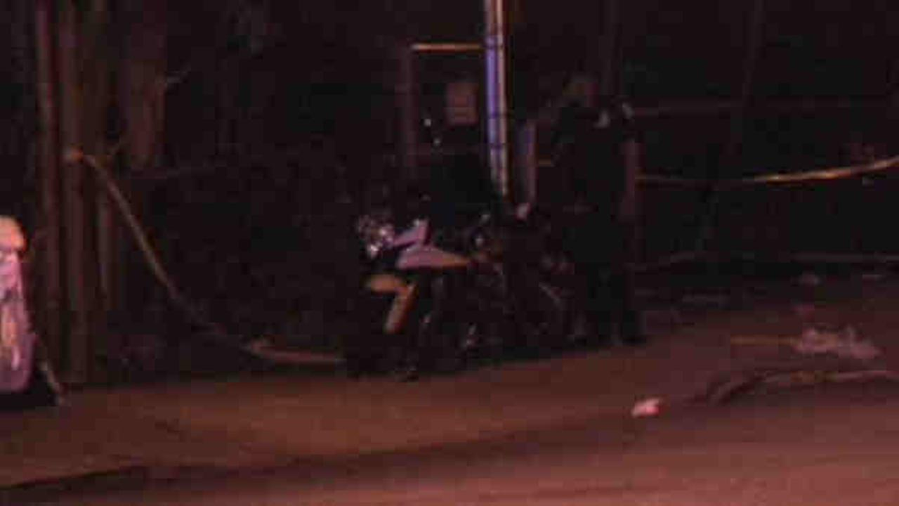 Woman killed in Bronx motorcycle accident