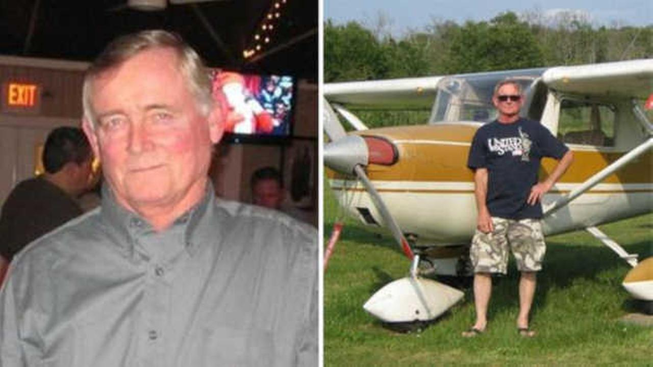 Pilot killed in small plane crash in backyard of New Jersey home