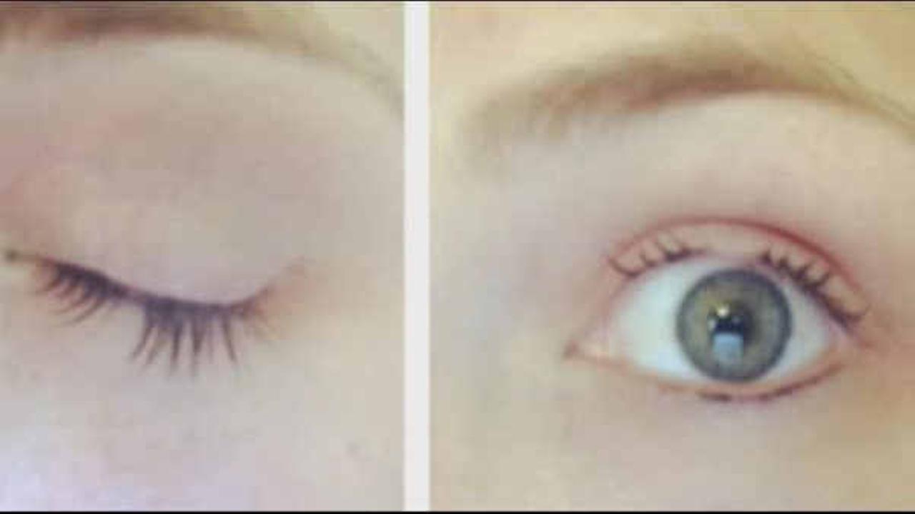 Woman Claims Mascara Made Her Eyelashes Fall Out Abc7ny