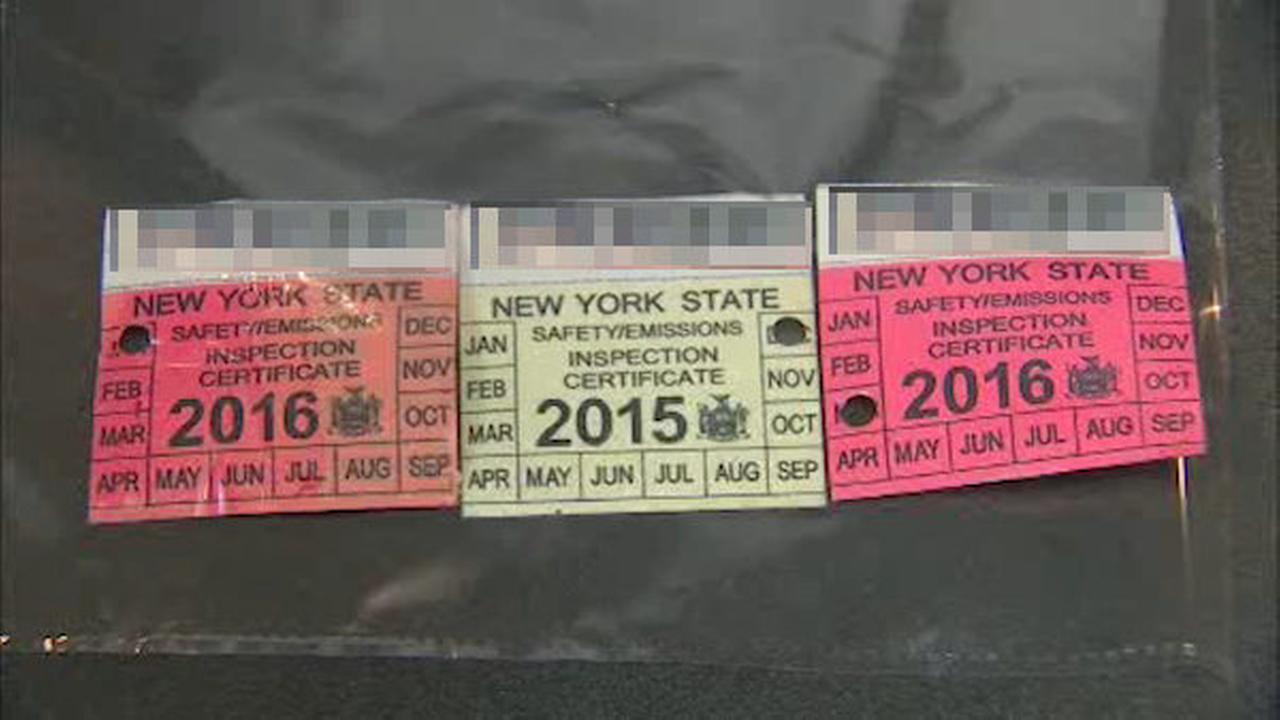 Fake car inspections a hazard according to police in Babylon, Long Island   abc7ny.com