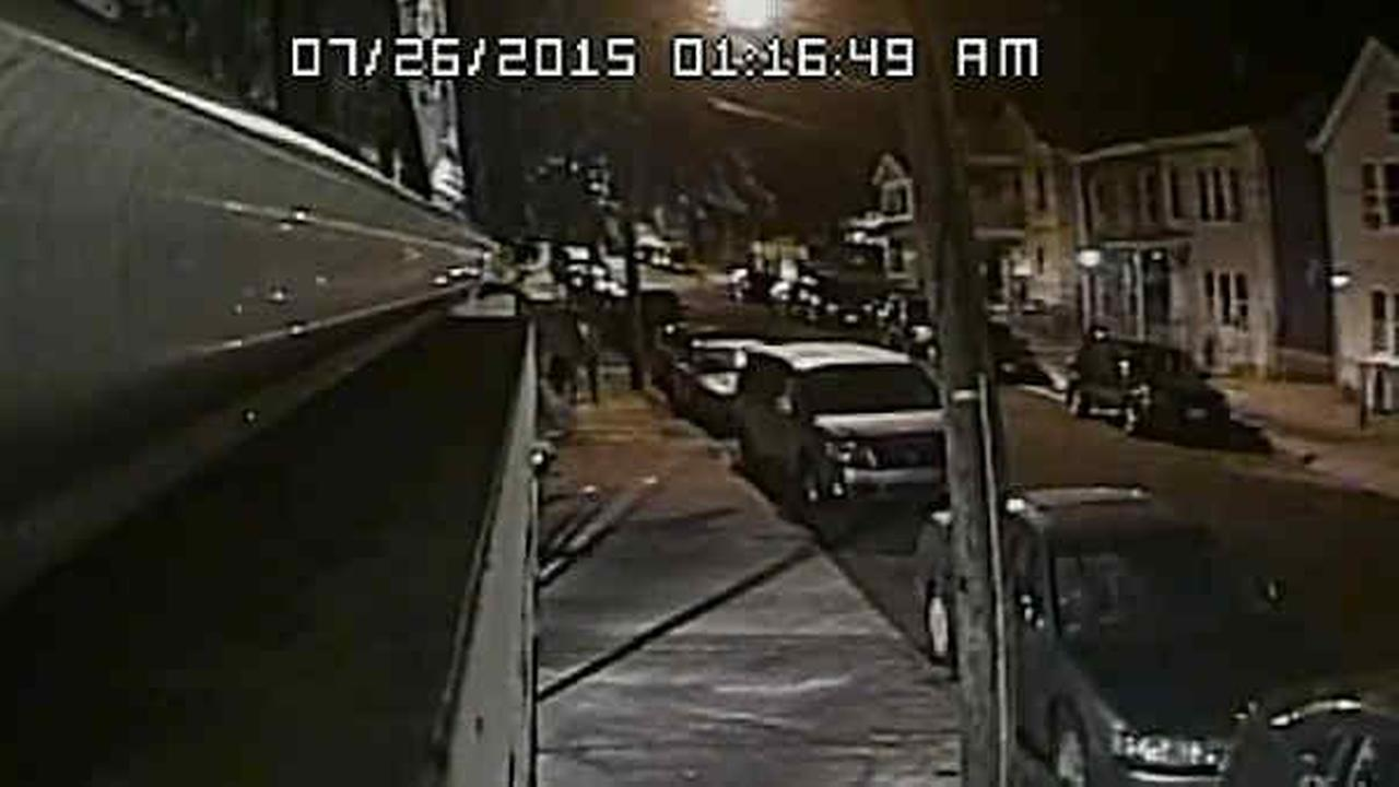Caught on camera: Paterson woman brutally beaten in seemingly random attack
