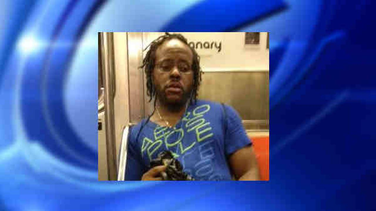 Woman sees man performing lewd act on No. 1 subway, police say