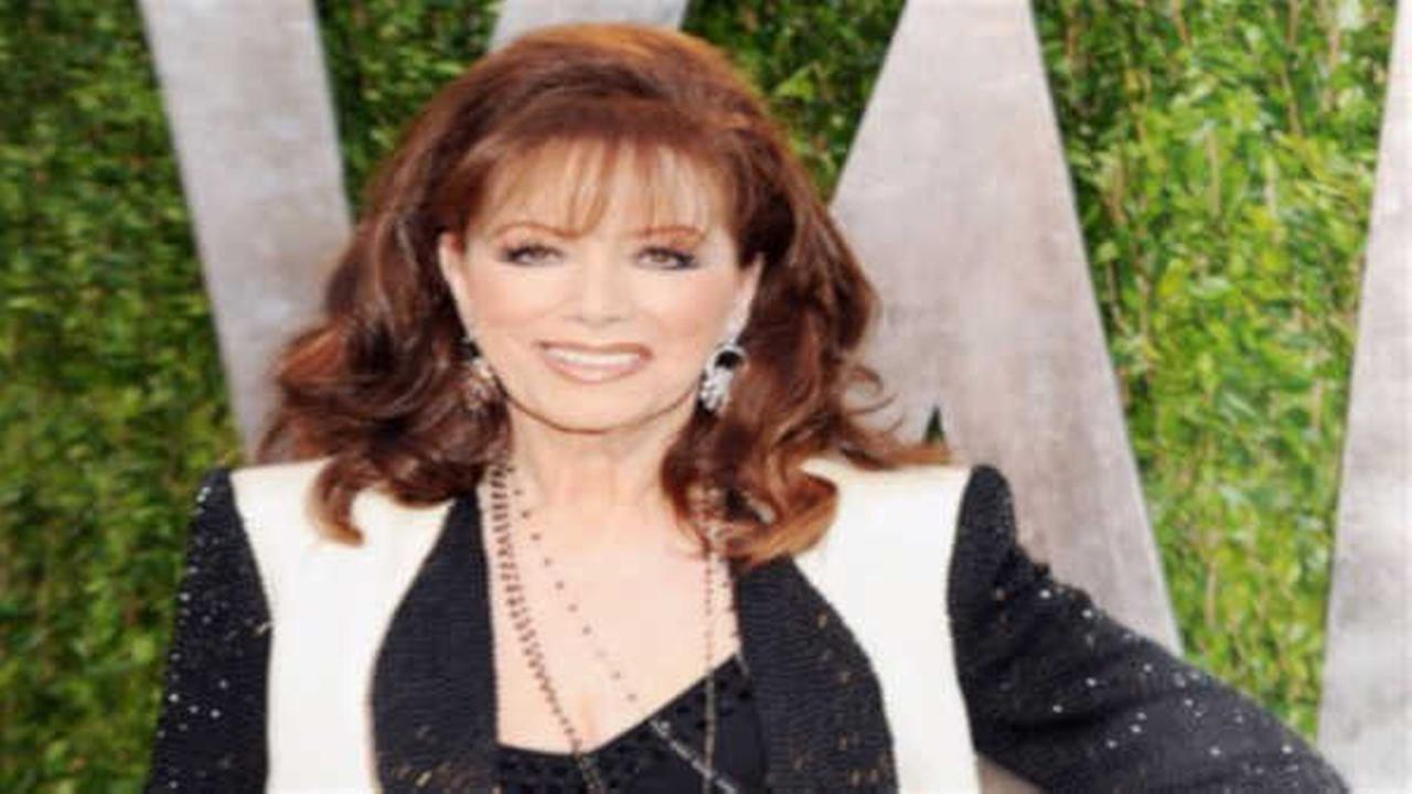 Jackie Collins, best-selling novelist dies of breast cancer at 77