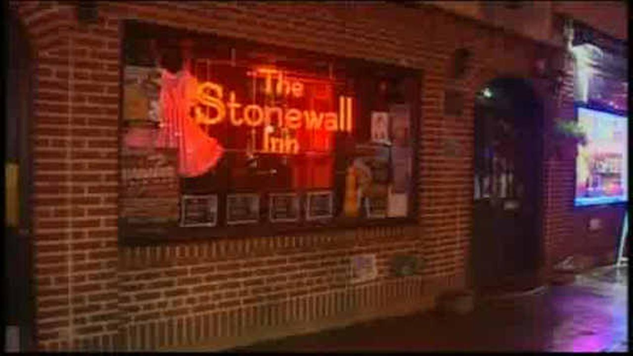 Campaign launched to make Stonewall Inn in Greenwich Village national park site