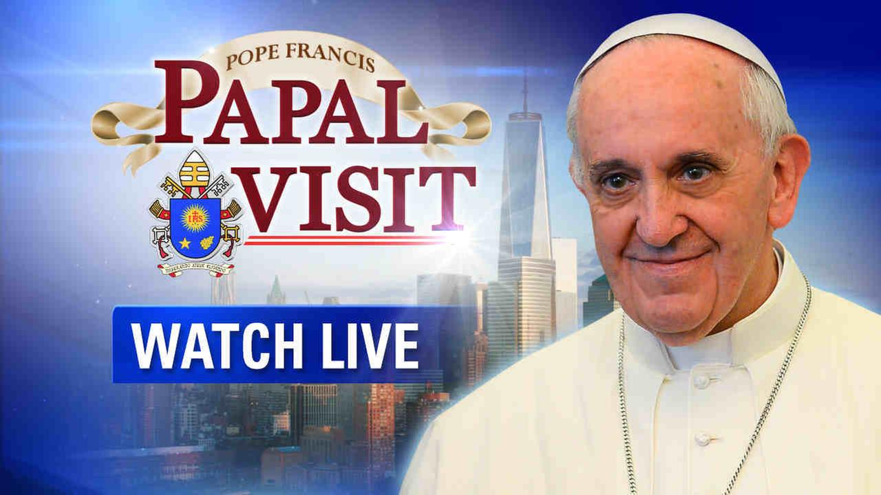 pope francis visit