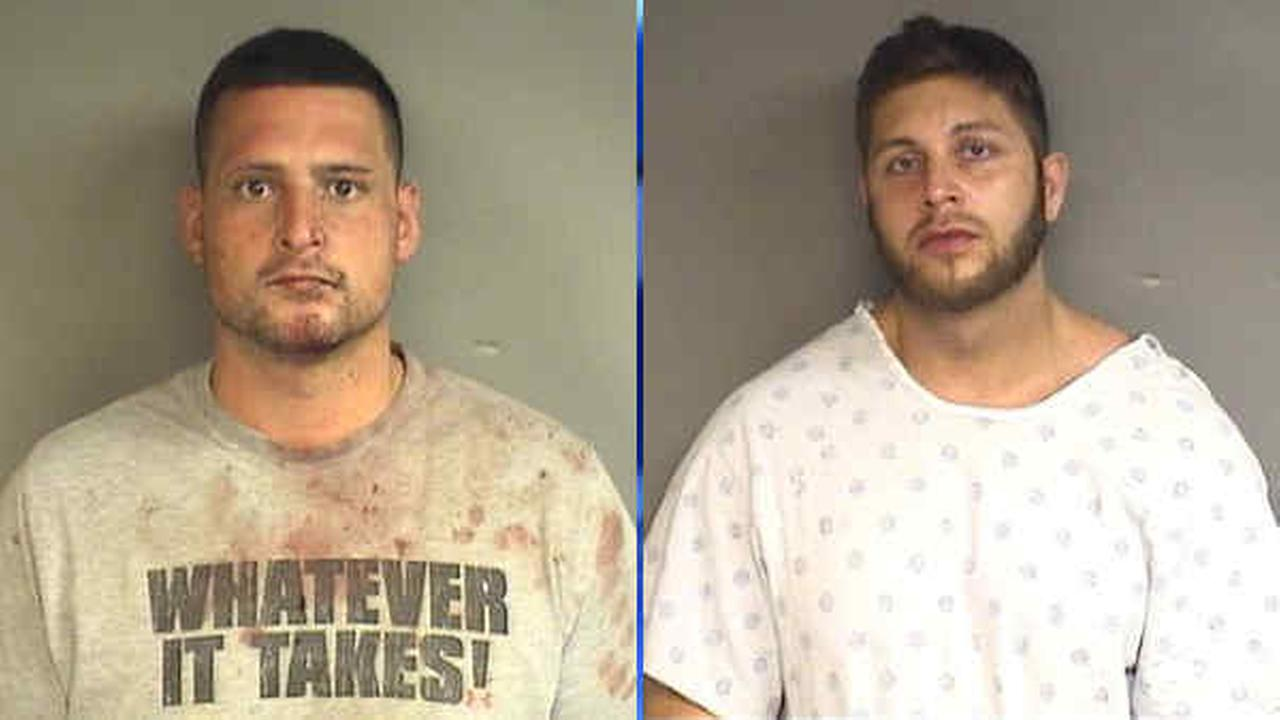 2 arrested in brutally violent Stamford home invasion robbery