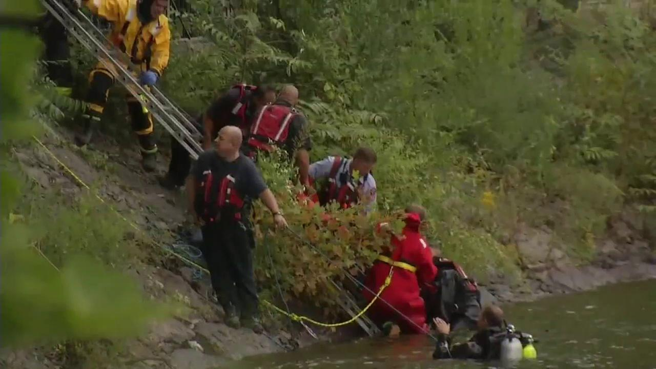 1 dead after being pulled from water at Central Park reservoir