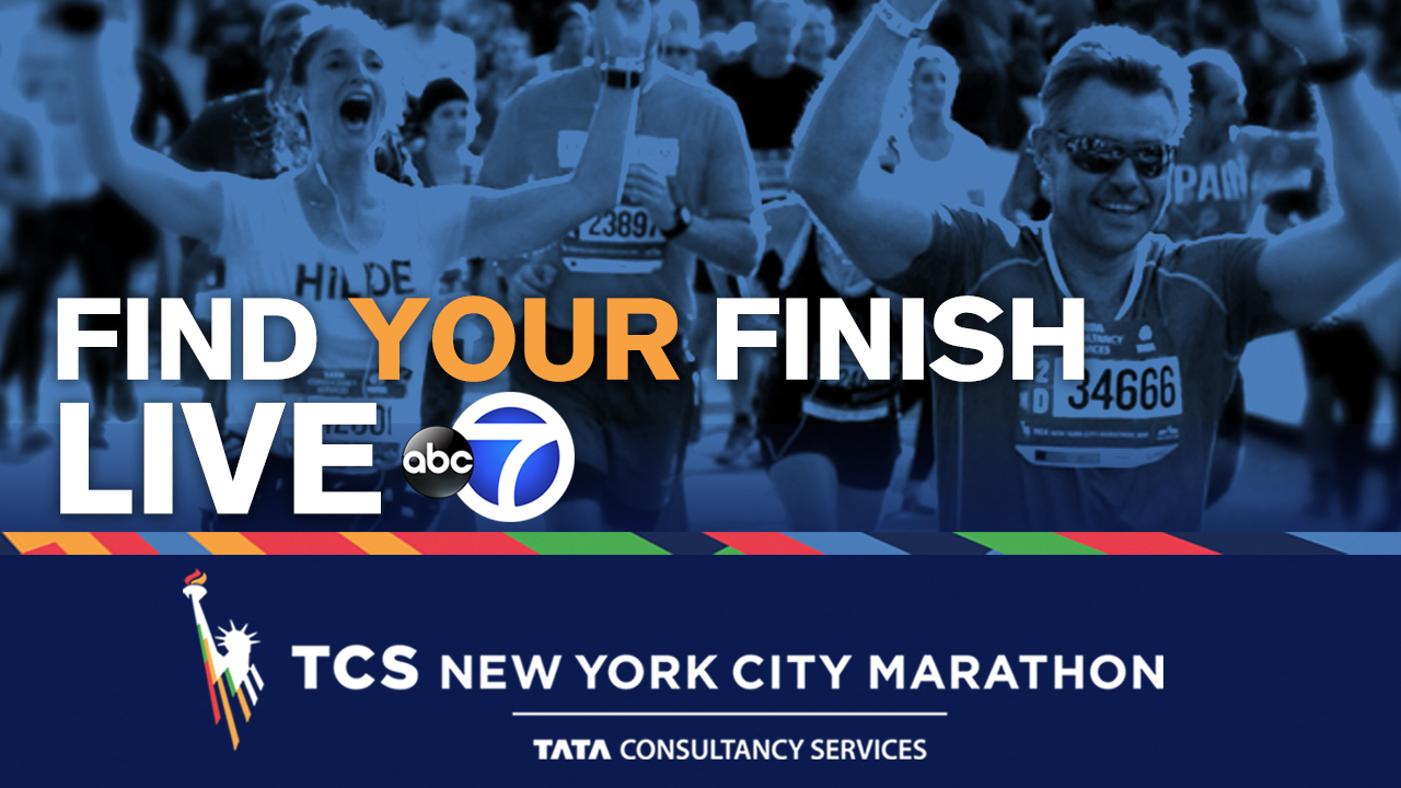Find Your Finish! Watch runners crossing the finish line in the 2018 TCS New York City Marathon!
