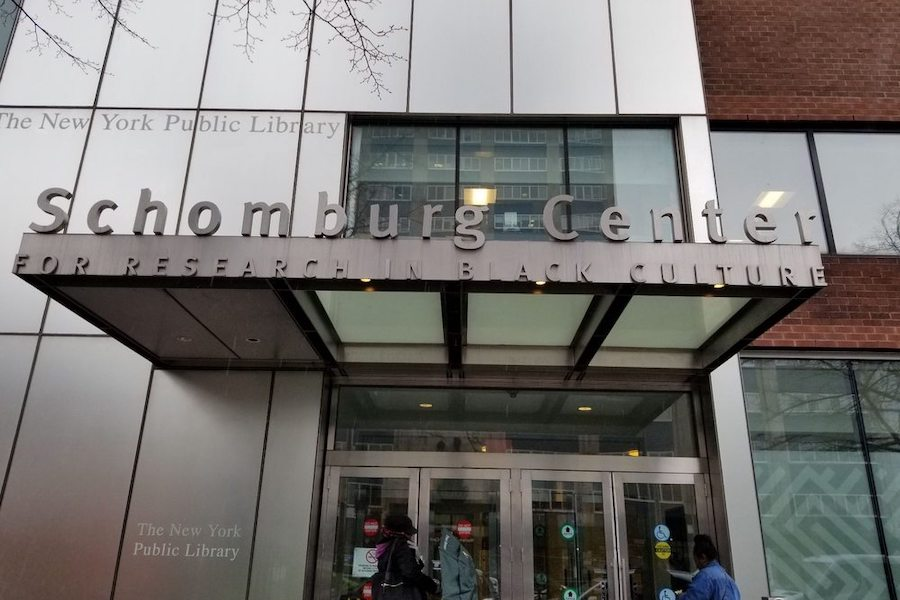Schomburg Center for Research in Black Culture. | Photo: Shirlana D./Yelp