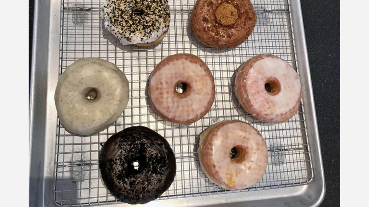 'The Doughnut Project' Debuts In Midtown West