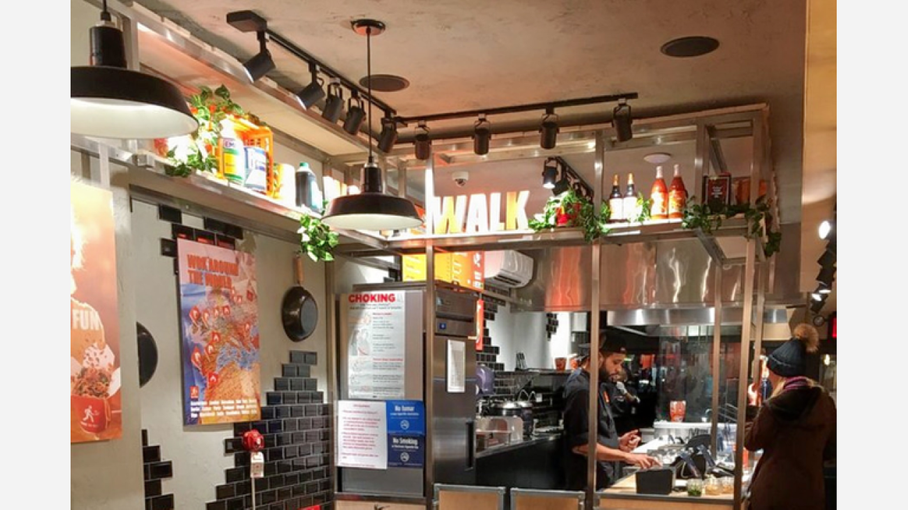 Asian Fusion Spot 'Wok to Walk' Opens In The West Village