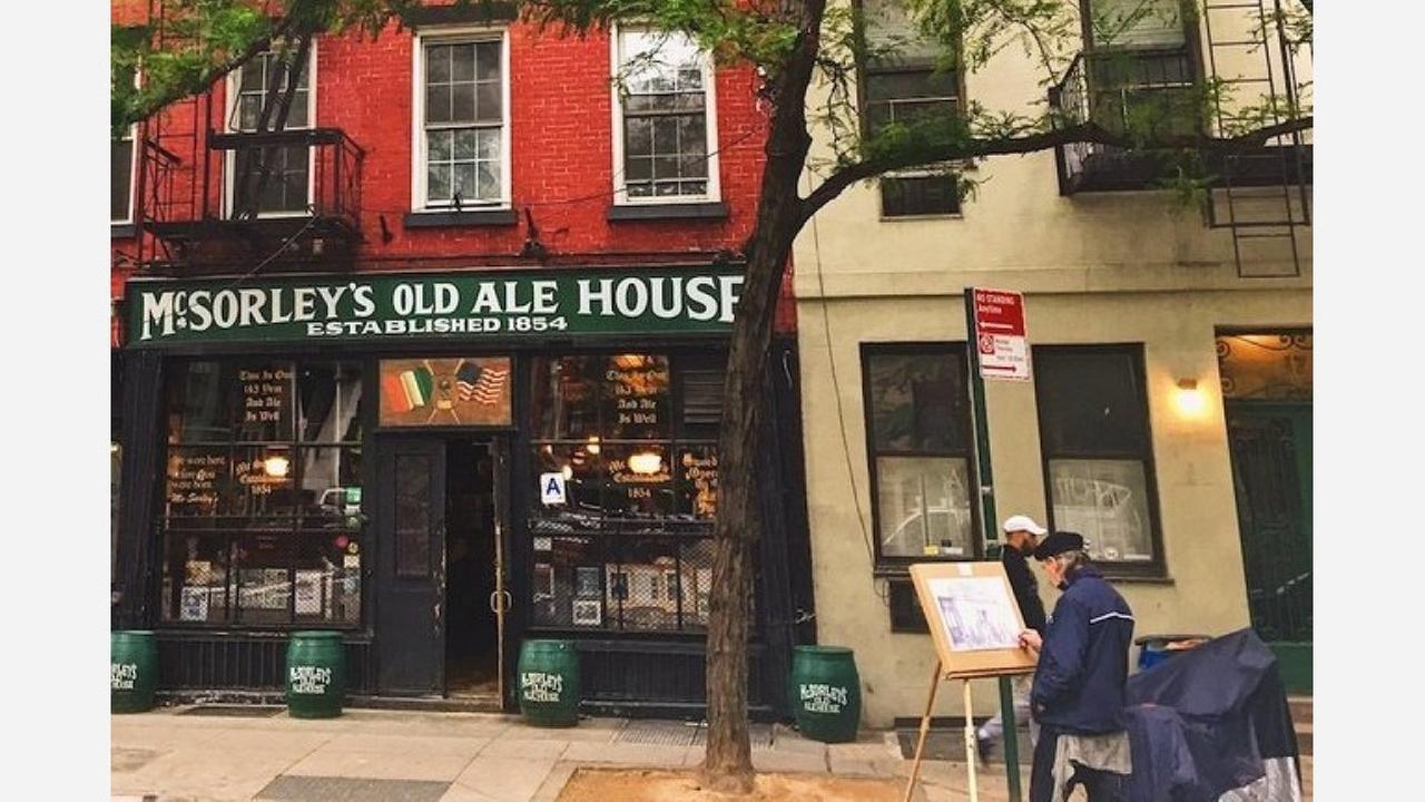 McSorleys Old Ale House | Photo: Ruwan J./Yelp