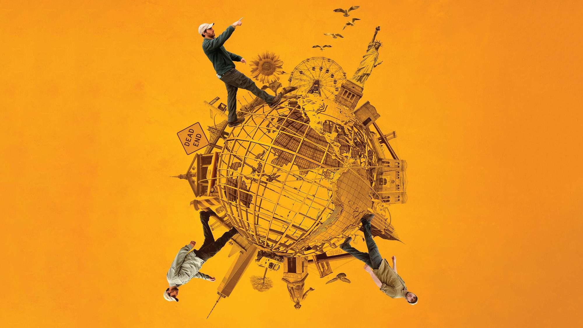 Image: The World Before Your Feet/TMDb