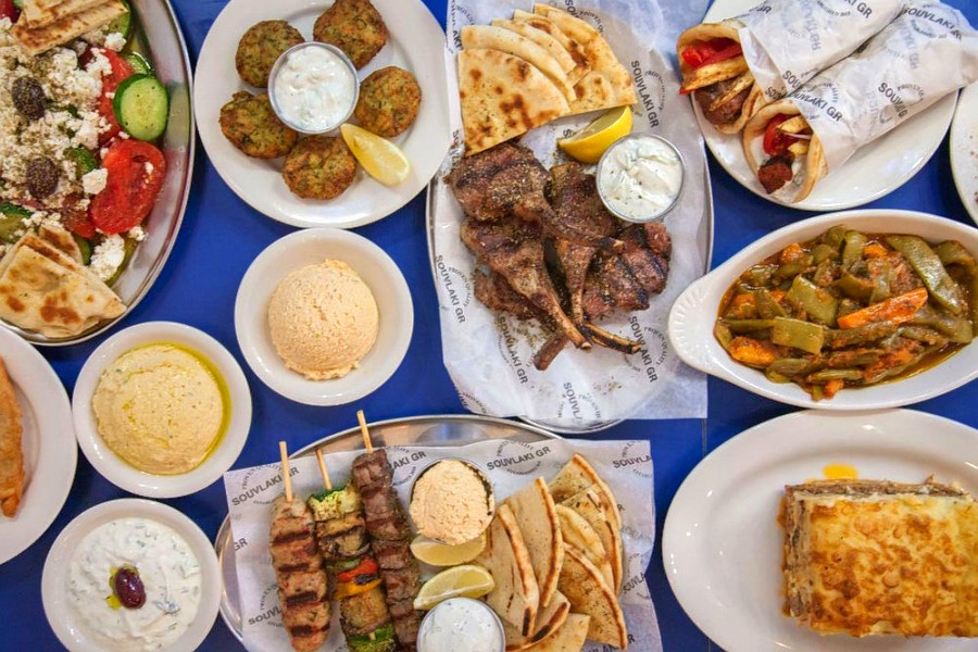 Photo: Souvlaki GR/Yelp