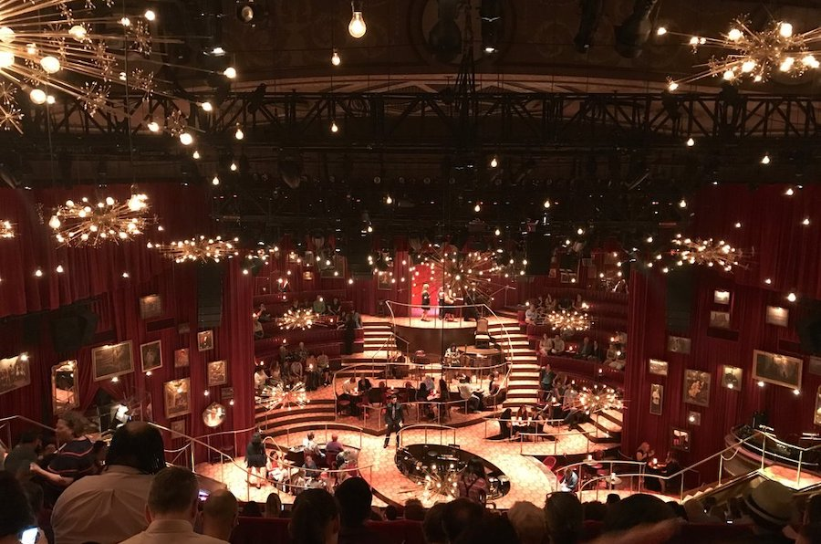 Imperial Theatre. | Photo: Yuri Y./Yelp