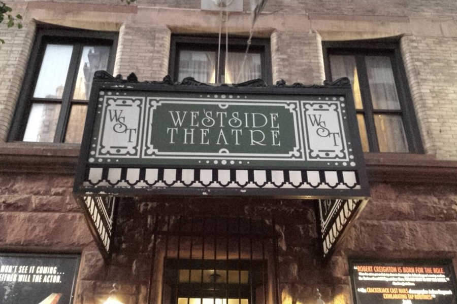 Westside Theatre. | Photo: Tina C./Yelp