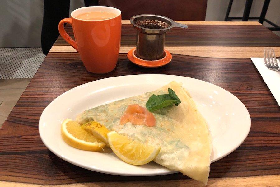 Lakou Cafe. | Photo: Julie L./Yelp