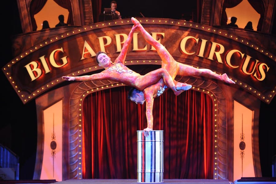 Photo: Big Apple Circus/Yelp
