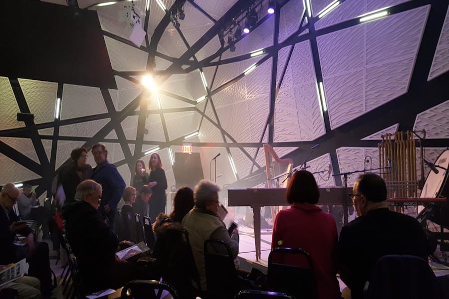 National Sawdust. | Photo: Danielle F./Yelp