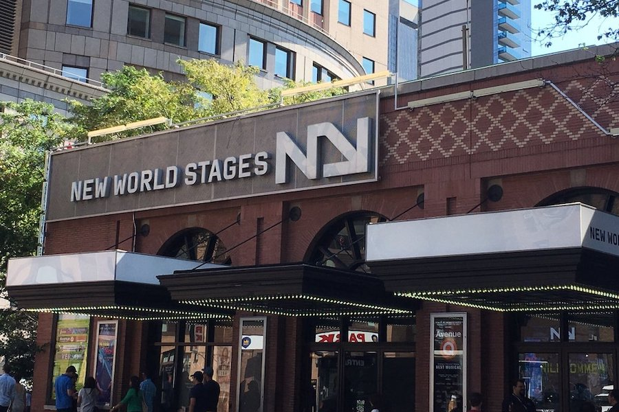 New World Stages.   Photo: Christine R./Yelp