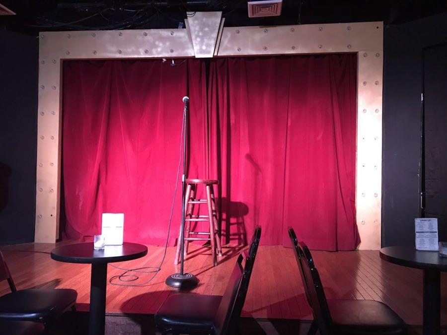 Broadway Comedy Club. | Photo: Marcin G./Yelp
