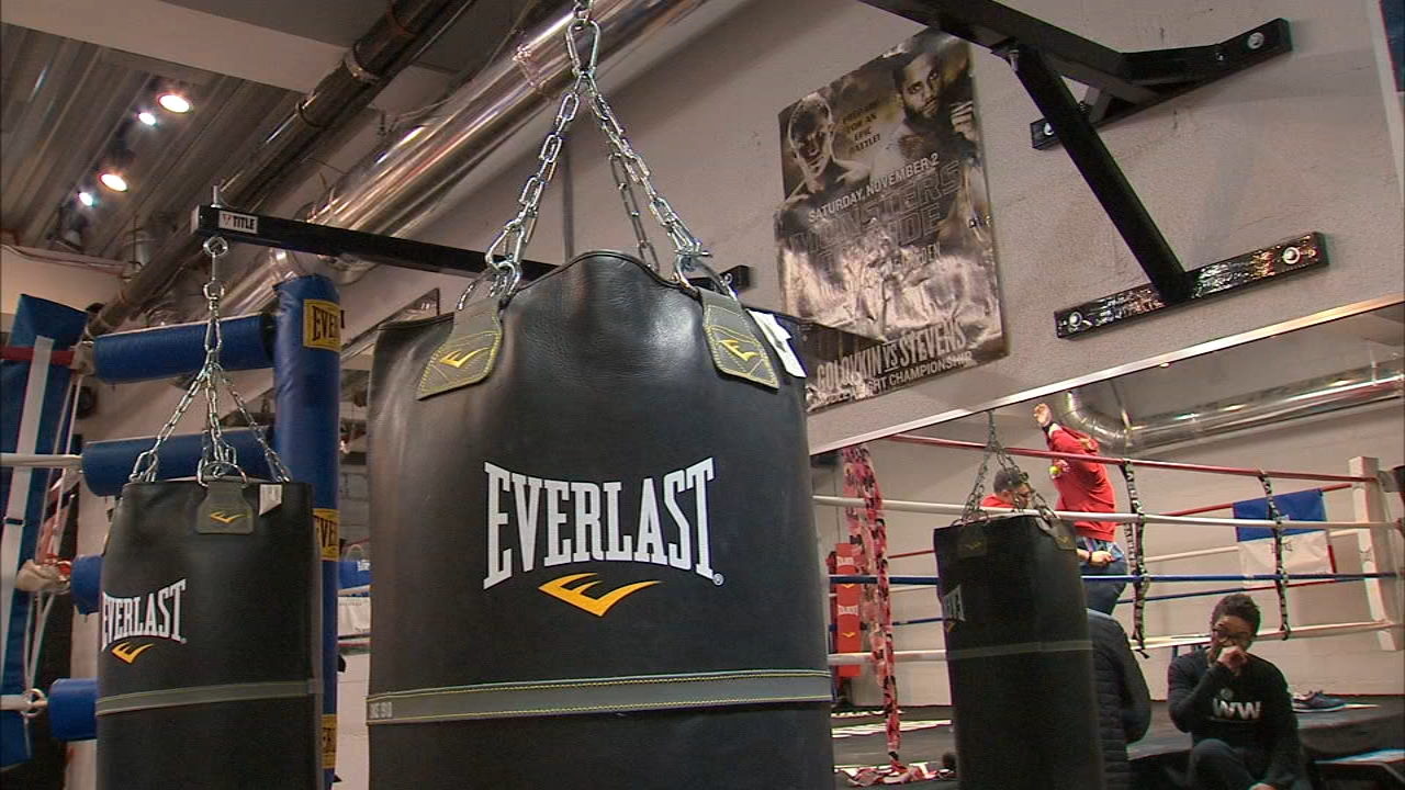 Dream come true: All-female boxing gym set to open in New York ...