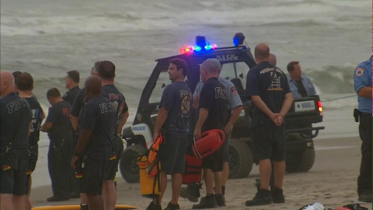Body found in search for missing swimmer at Rockaway Beach