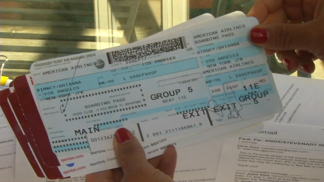 Newlyweds grounded after airline ticketing trouble