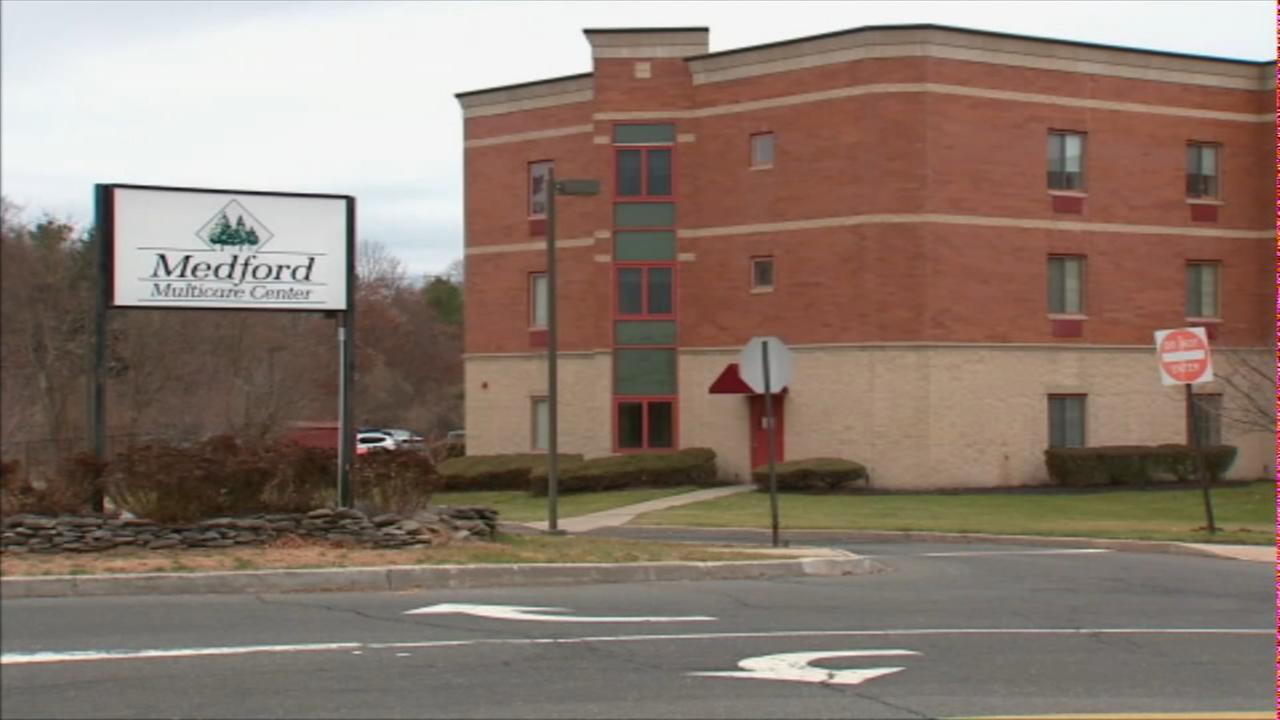 Investigation after 91-year-old man critically injured in fall at Medford nursing home