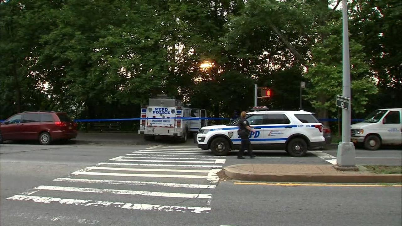 Man found dead in wooded area of Riverside Park in Manhattan